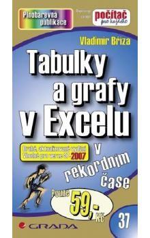 Tomáš Šimek: Tabulky a grafy v Excelu cena od 41 Kč