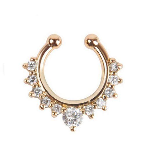 AWEI septum piercing