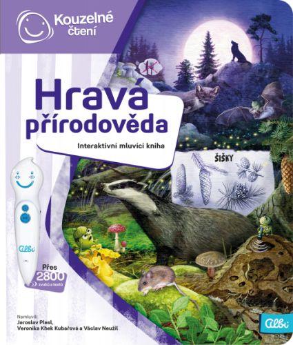 3ed577d13 Kouzelné čtení - Hravá přírodověda cena od 357 Kč - Srovname.cz