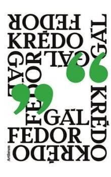 Fedor Gál: Krédo cena od 161 Kč