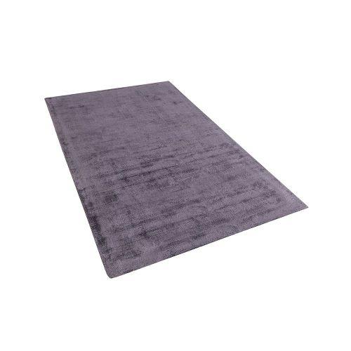 Beliani GESI šedý koberec