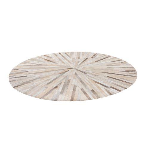 Beliani SIMAV Béžový koberec