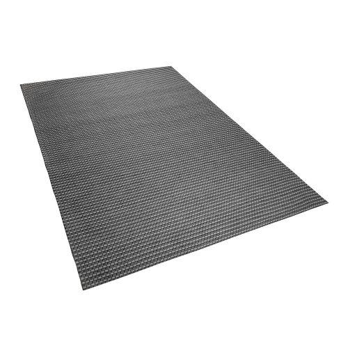 Beliani KILIS Tmavě šedý koberec