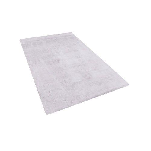 Beliani CONRAD světle šedý koberec