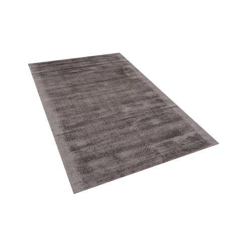 Beliani GESI tmavě šedý koberec