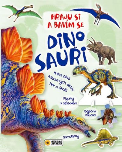 Hraju si a bavím se - Dinosauři cena od 164 Kč