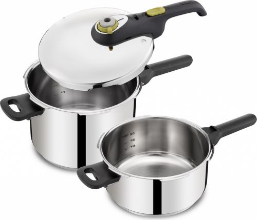 Tefal Secure 5 NEO 6+4 l