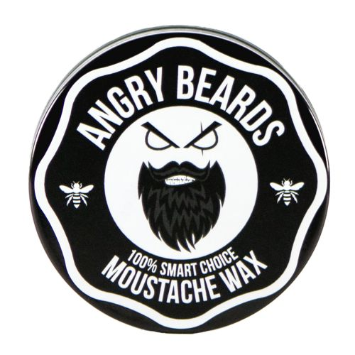Angry Beards Vosk na vousy Moustache Wax 50 g