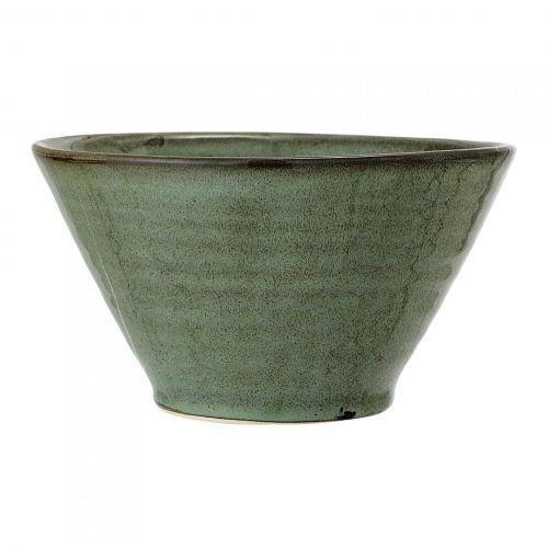 Bloomingville Green Ceramic mísa