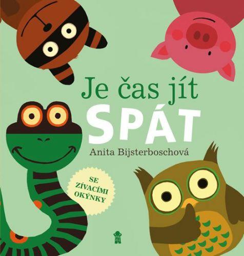 Anita Bijsterbosch: Je čas jít spát cena od 219 Kč