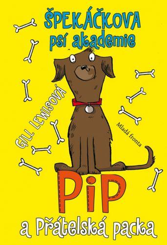 Sarah Horne, Gill Lewis: Pip a Přátelská packa cena od 156 Kč