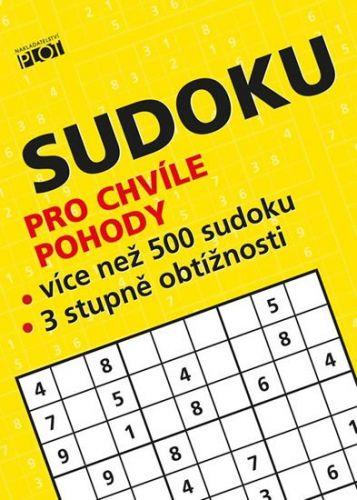 Petr Sýkora: Sudoku pro chvíle pohody cena od 75 Kč
