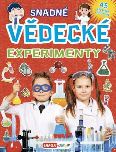 Snadné vědecké experimenty cena od 96 Kč