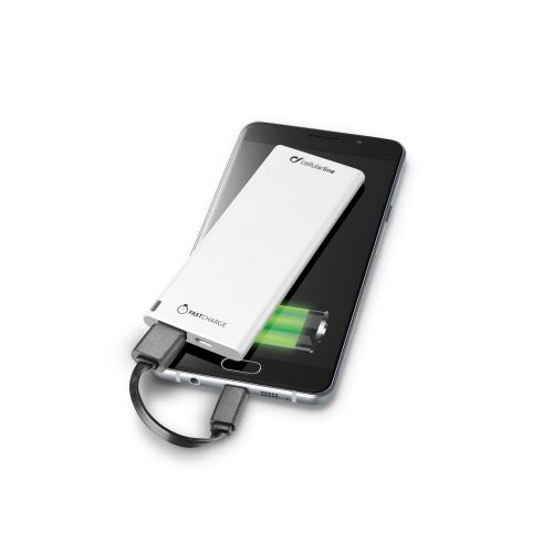 CellularLine FREEPOWER SLIM 3000 mAh cena od 305 Kč
