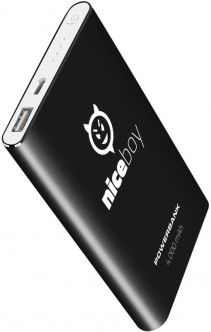 XXL obrazek NICEBOY Power Bank 4.000 mAh