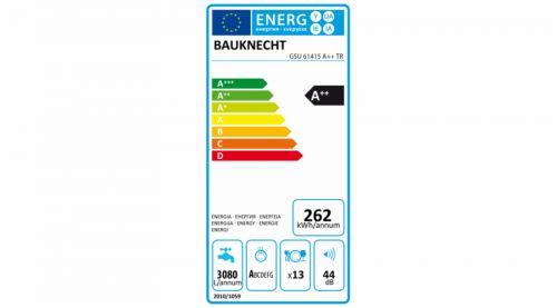Bauknecht GSU 61415 A++ cena od 0 Kč