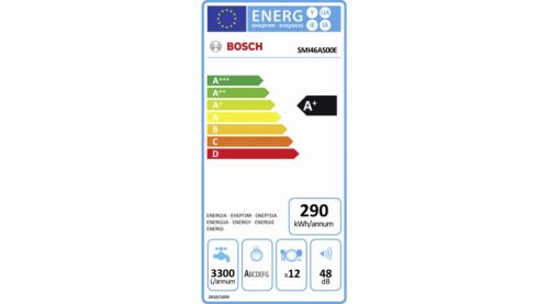 Bosch SMI46AS00E cena od 0 Kč