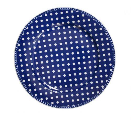 Krasilnikoff Porcelánový obědový talíř Dots cena od 469 Kč