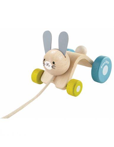 Plan Toys Skákající zajíc