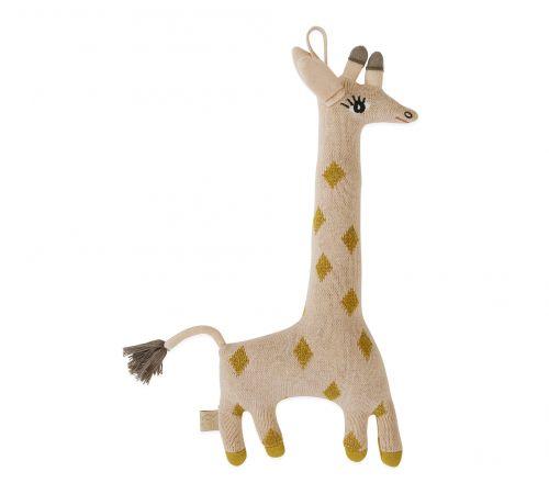 OYOY Plyšák žirafa Guggi