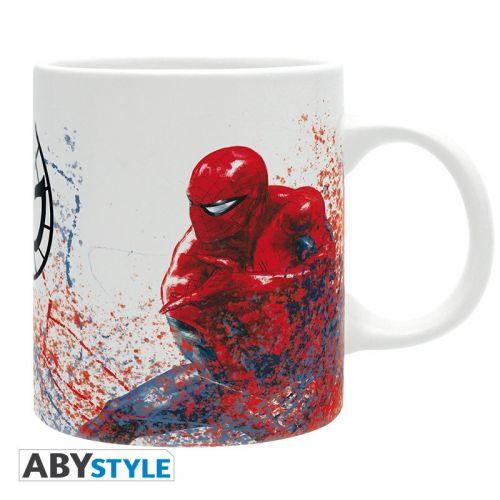Abysse Corp SpiderMan hrnek cena od 249 Kč
