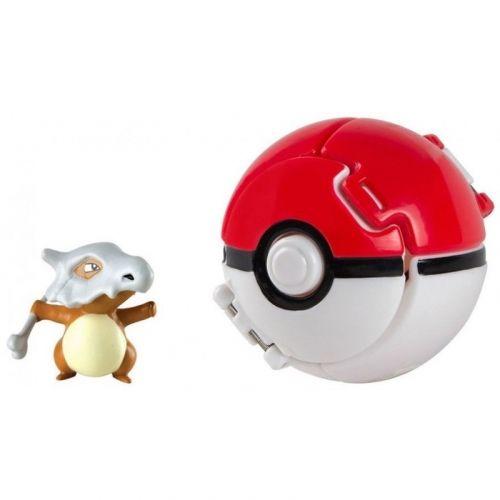 Tomy Pokémon Throw´n´Pop Poké Ball Cubone