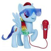 Hasbro My Little Pony Zpívající Rainbow Dash