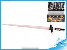 Mikro Trading Laserový meč skládací se světlem a zvukem 86 cm