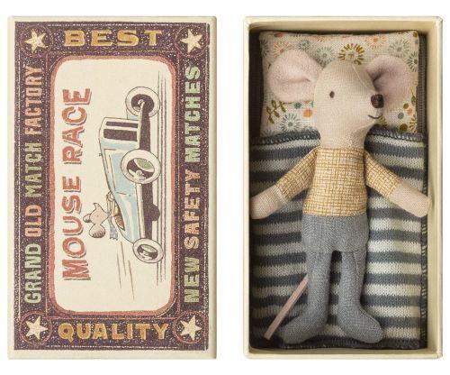 Maileg Myška v krabičce Little Brother