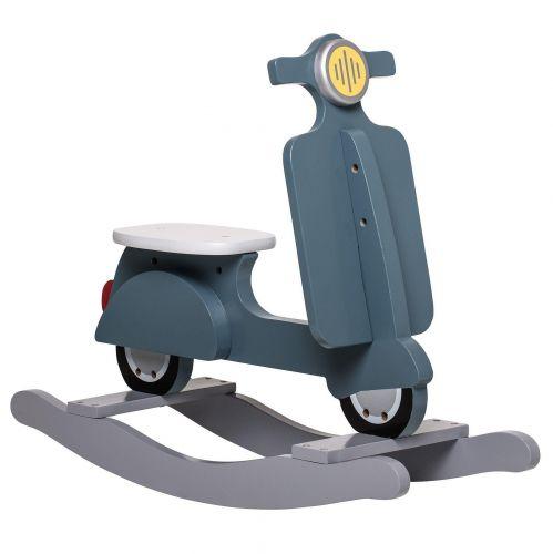 Bloomingville Dětská houpací motorka