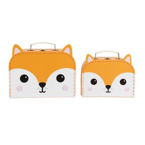 sass & belle Kufřík Fox