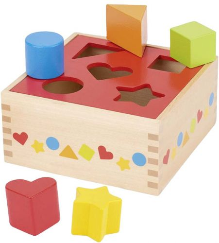 GOKI Vkládačka - základní tvary