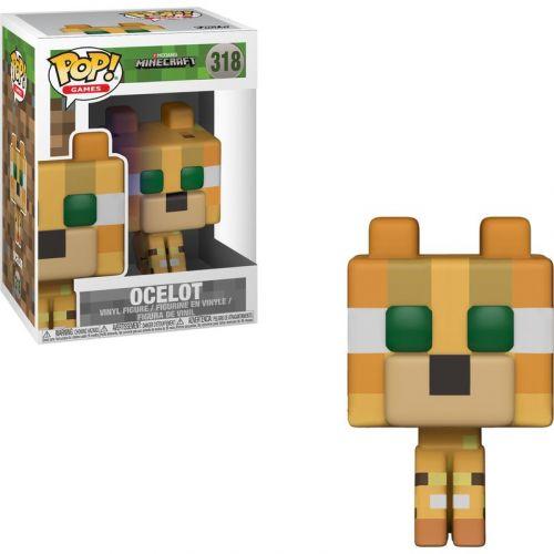 Funko Pop! Minecraft Ocelot