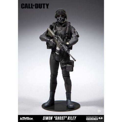 McFarlane Toys Call of Duty Simon 'Ghost' Riley