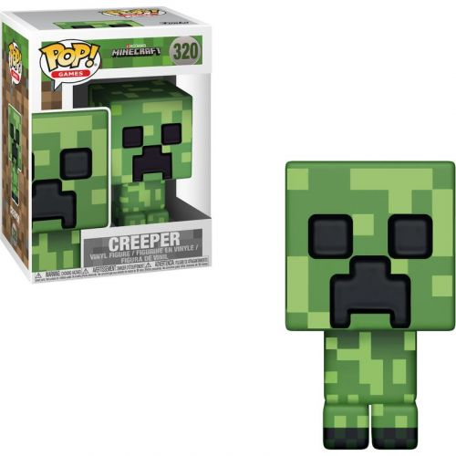 Funko Minecraft Creeper Pop!