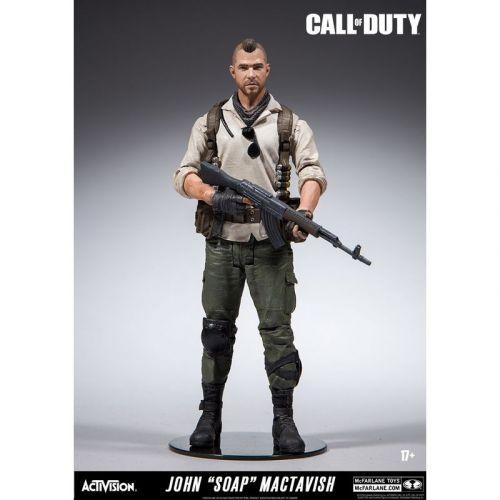McFarlane Toys Call of Duty akční figurka John 'Soap' MacTavish