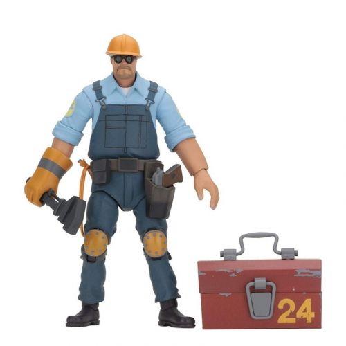 NECA Team Fortress 2 akční figurka The Engineer 3.5 BLU