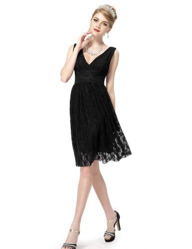 Ever Pretty šaty do tanečních černé