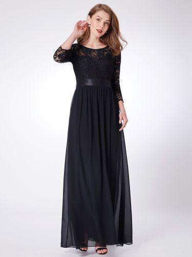 Ever Pretty krajkové černé šaty cena od 2190 Kč