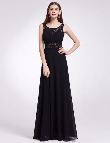 1068e3b49bc6 Ever Pretty Plesové šaty společenské černé. 1 790 Kč