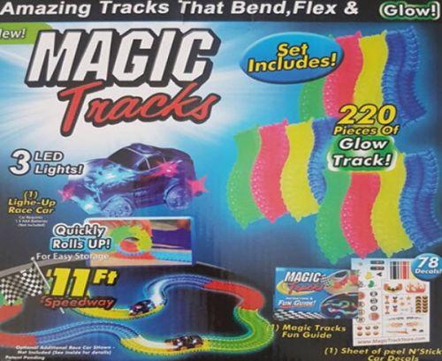 No brand Magic Tracks