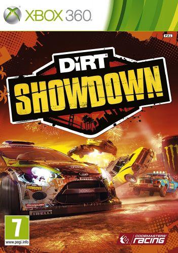 Dirt Showdown pro Xbox 360