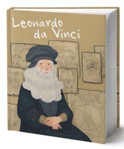 Jane Kent: Génius Leonardo da Vinci cena od 139 Kč