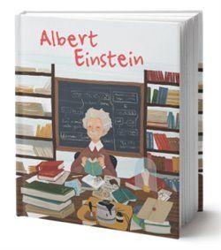 Jane Kent: Génius Albert Einstein cena od 139 Kč