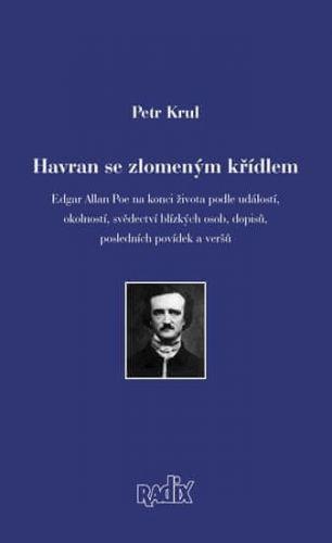 Petr Krul: Havran se zlomeným křídlem cena od 190 Kč