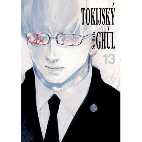 Sui Išida: Tokijský ghúl 13 cena od 149 Kč