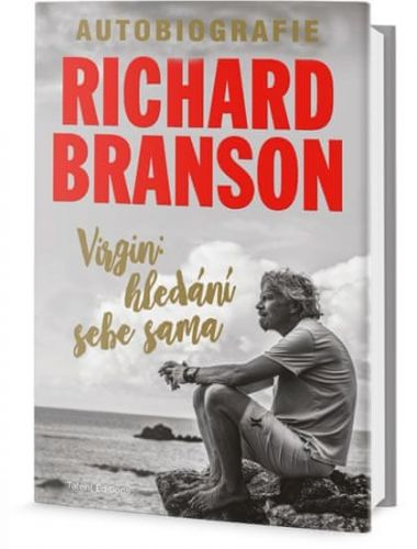Richard Branson: Virgin cena od 503 Kč