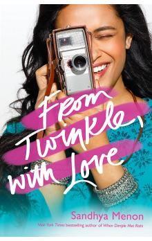 Sandhya Menon: From Twinkle, With Love cena od 175 Kč