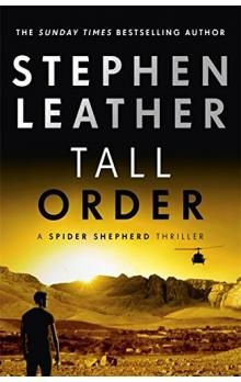 XXL obrazek Stephen Leather: Tall Order