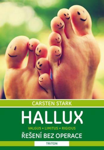 Carsten Stark: Hallux cena od 197 Kč